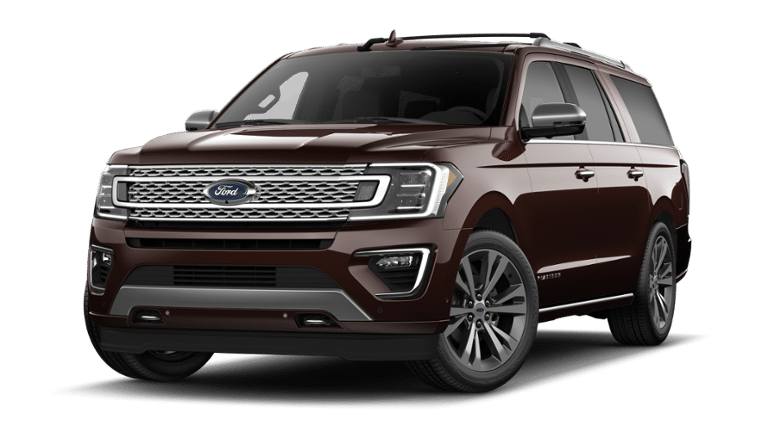 New 2021 Ford Expedition Max Platinum SUV in Merrillville, IN