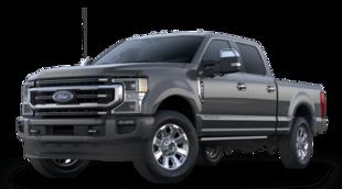 2020 Ford F-250 Platinum Diesel Truck Crew Crew