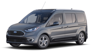 2020 Ford Transit Connect Titanium Commercial-truck