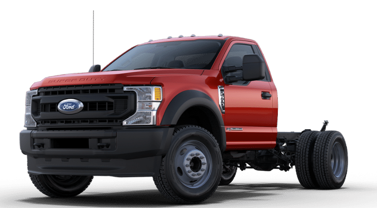 2021 Ford Chassis Cab F-600 XL Truck Regular Cab