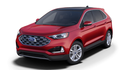 2020 Ford Edge SEL AWD 4dr Crossover SUV