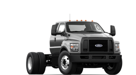 2019 Ford F-650-750 F-650 SD Diesel Straight Frame Commercial-truck