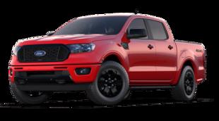 2020 Ford Ranger XLT Crew Cab Pickup