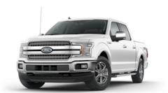 2020 Ford F-150 Lariat 4WD Supercrew 5.5 Box Truck SuperCrew Cab