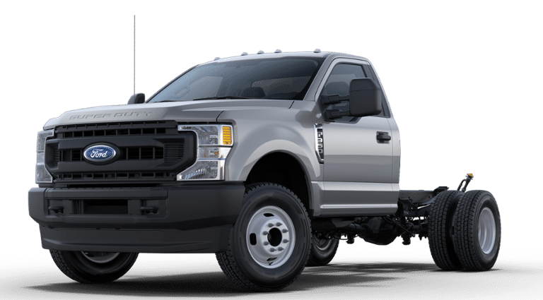2020 Ford F-350 Commercial-truck