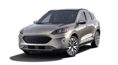 New 2020 Ford Escape Titanium SUV for sale in Paynesville MN