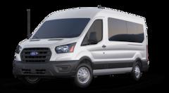New 2020 Ford Transit-350 Passenger Wagon Medium Roof Van Denver