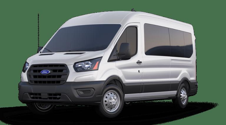 Ford Transit-350 Passenger