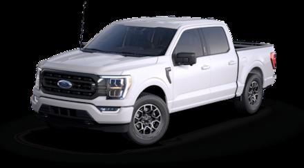 2021 Ford F-150 XLT Truck 1FTFW1E80MFB28237