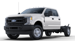 2020 Ford F-350 Chassis Truck Crew Cab Crew Cab
