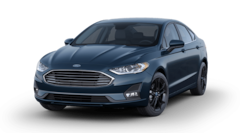 New 2020 Ford Fusion SE Sedan in Great Bend near Russell