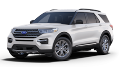New 2020 Ford Explorer XLT SUV for sale in Darien, GA at Hodges Ford