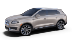 New 2020 Lincoln Nautilus Reserve Crossover in Peoria, IL