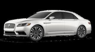 2020 Lincoln Continental Standard Car