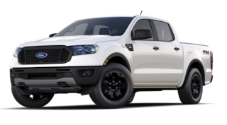 New 2021 Ford Ranger XL Truck SuperCrew Klamath Falls, OR