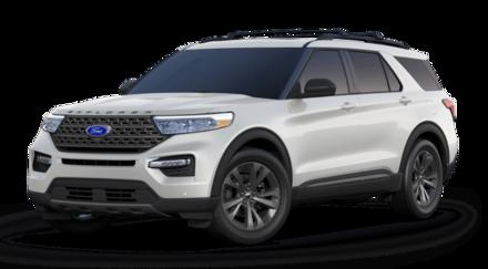 2021 Ford Explorer XLT (DEMO) SUV