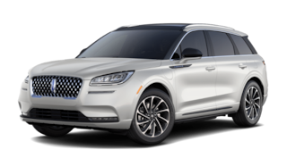 2021 Lincoln Corsair Grand Touring Crossover