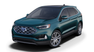 New 2020 Ford Edge Titanium SUV Klamath Falls, OR