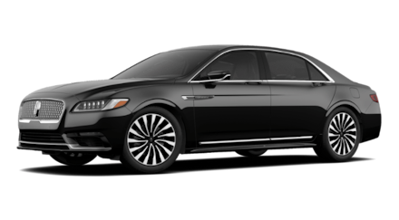 2019 Lincoln Continental Black Label w/Navigation Black Label AWD