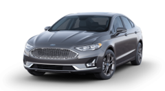 2020 Ford Fusion Hybrid Titanium FWD Sedan