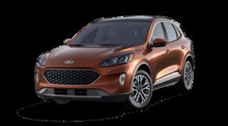 New 2020 Ford Escape SEL SUV For Sale/Lease DeKalb IL