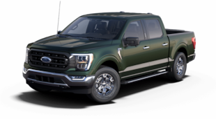 2021 Ford F-150 XLT 4x4 4dr Supercrew 5.5 ft. SB Pickup Truck
