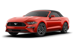 2020 Ford Mustang Ecoboost Convertible for sale in Savannah