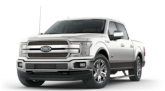 2019 Ford F-150 4x4 Supercrew King Ranch Truck
