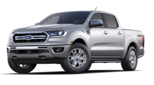 2021 Ford Ranger Crew Cab Pickup