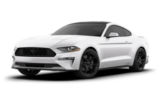 2020 Ford Mustang I4 Car