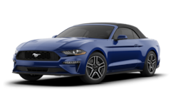 New 2020 Ford Mustang Ecoboost Premium Convertible for Sale in Vista, CA