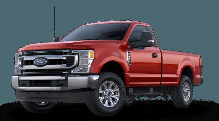 2021 Ford Superduty F-350 XL Truck Regular Cab