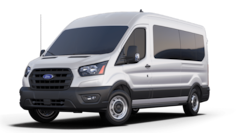 2020 Ford Transit-350 Passenger XL Wagon Medium Roof Van Rear-wheel Drive