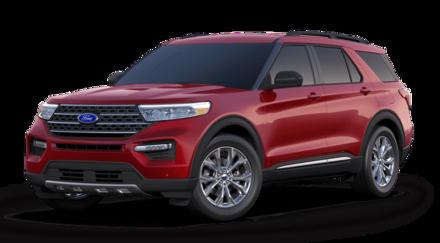 2021 Ford Explorer XLT SUV