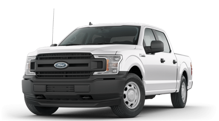 2020 Ford F-150 Crew CAB