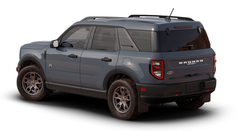 New 2021 Ford Bronco Sport For Sale at Malouf Automotive ...