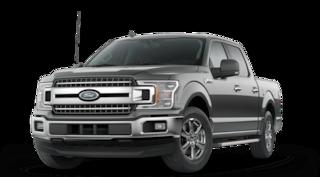 2020 Ford F-150 Crew 2WD XLT Truck SuperCrew Cab