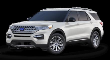 2021 Ford Explorer Hybrid Limited SUV