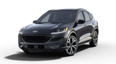 New 2021 Ford Escape SE Sport Hybrid SUV FN7095 for Sale near St. Augustine, FL, at Beck Ford Lincoln