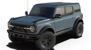 New 2021 Ford Bronco First Edition SUV