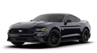 2020 Ford Mustang GT Fastback coupe