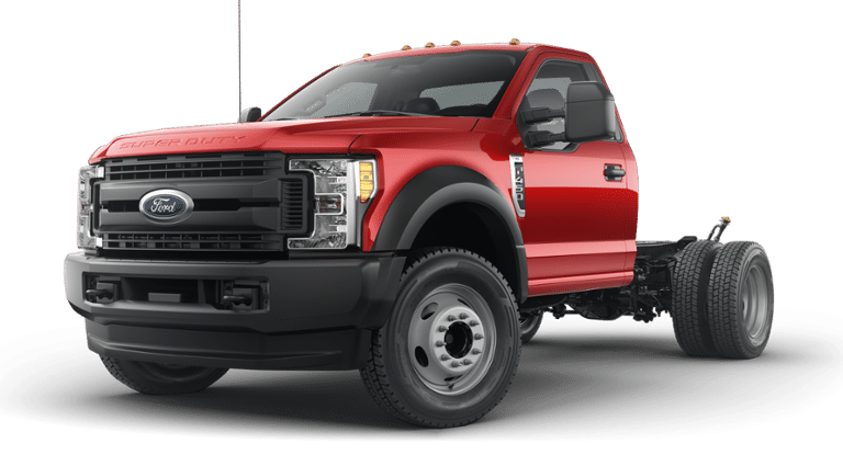 Ford Chassis Cab