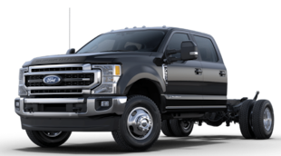 2020 Ford F-350 Chassis F-350 Lariat Truck Crew Cab