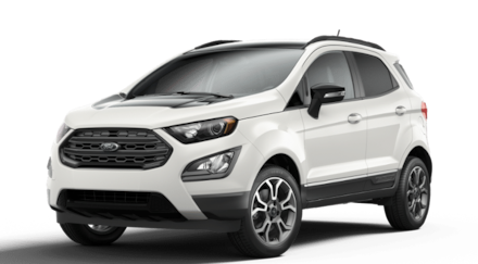 2019 Ford EcoSport SES w/Navigation SES 4WD