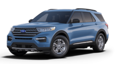 New 2020 Ford Explorer XLT SUV for sale in Jersey City