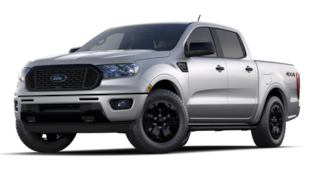 2021 Ford Ranger XLT Crew Cab