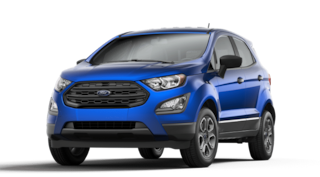 2020 Ford EcoSport S Crossover