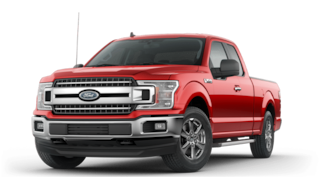 2020 Ford F-150 XLT Truck SuperCab Styleside