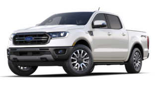 2021 Ford Ranger Lariat 4x4 Lariat  SuperCrew 5.1 ft. SB