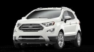 2020 Ford EcoSport Titanium I4 Ti-VCT GDI